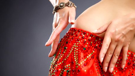 Kurzy orientálního tance pro začátečníky