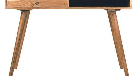 Pracovní stůl z akáciového dřeva LABEL51