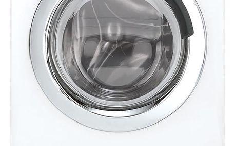 Pračka se sušičkou Candy GVFW 4106LWHC-S - poškozený obal