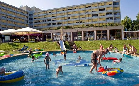 Maďarsko - Balaton na 11 dní, polopenze s dopravou vlastní
