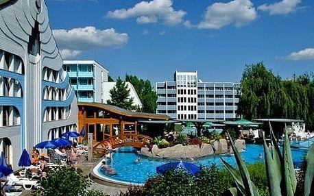 Maďarsko - Balaton na 5 až 6 dní, polopenze s dopravou vlastní