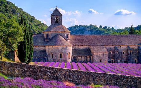 Avignon, Marseille a ostrov If