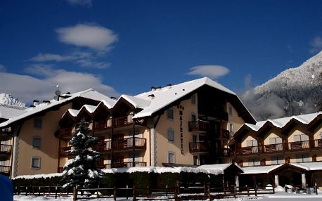 Itálie - Val di Fiemme/Obereggen na 8 dní, bez stravy s dopravou vlastní