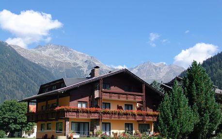 Rakousko - Mölltal / Ankogel na 8 dní, polopenze s dopravou vlastní