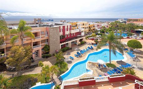 Kanárské ostrovy - Tenerife na 8 dní, all inclusive, plná penze nebo polopenze s dopravou letecky z Prahy