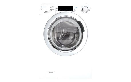Pračka se sušičkou Candy GVSW 4465TWHC/2-S + 500 Kč zpět