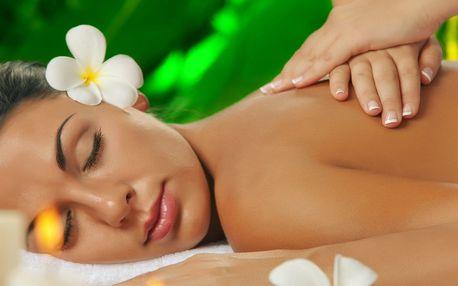 Dokonalá relaxace díky thajské masáži dle výběru