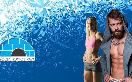 Celotělová hubnoucí kryoterapie při -130°C v Ostravě i s fitness poradenstvím