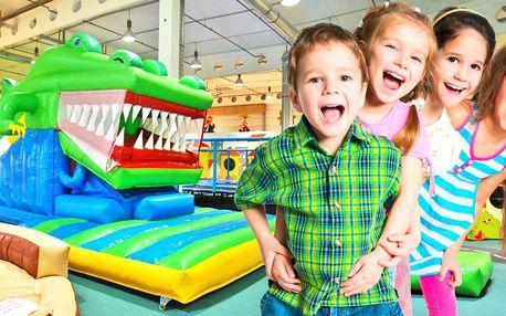 Vstupenky pro děti i dospělé do Wikylandu