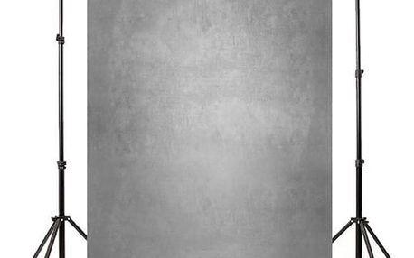 Fotografické pozadí v šedém odstínu - 1,5 x 2,1 m