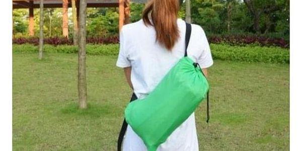 Samonafukovací pytel Lazy Bag, maskáčová VCAS Lazy bag2