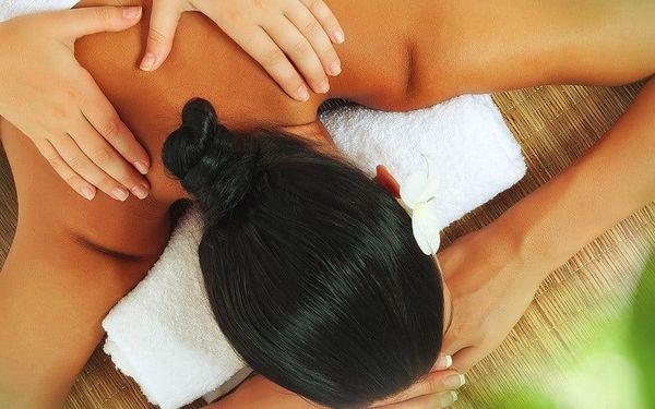 Klasická masáž zad a šíje nebo celého těla