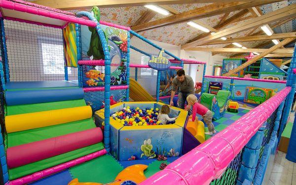 Dětské zábavní centrum Pohádkové lázně