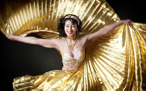 Dalal - orientální tanečnice