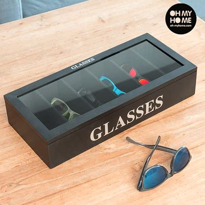 Krabička na Brýle Oh My Home