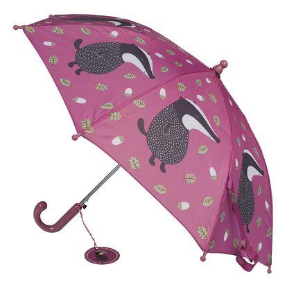 Dětský deštník Rex London Mr. Badger