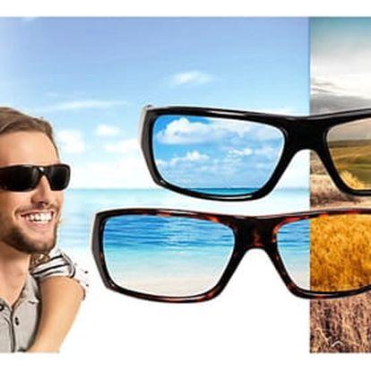 Sluneční brýle Polaryte HD 1+1 zdarma