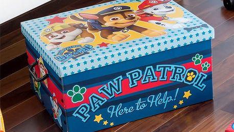 Skládací Box na Hračky Tlapková Patrola 50 x 39 cm