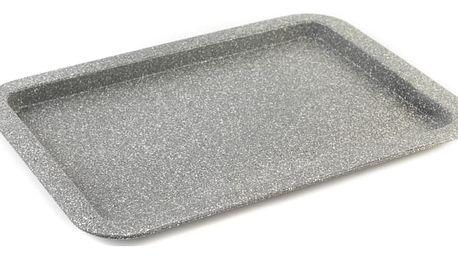 SALTER mramorový plech na pečení, 38 x 27 cm