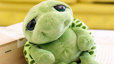 Roztomilá plyšová želva Emily