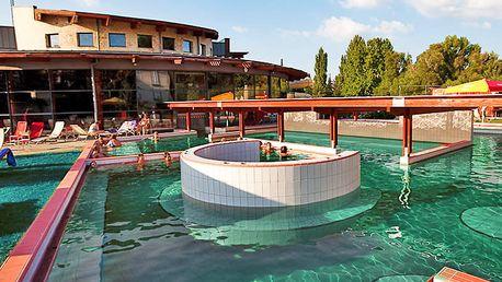 Győr v hotelu u centra s wellness neomezeně, i varianty se vstupem do termálů, včetně polopenze – platnost až do prosince 2018