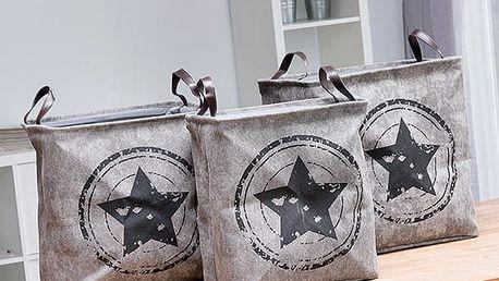 Úložné Tašky Hvězda Wagon Trend 3 kusy