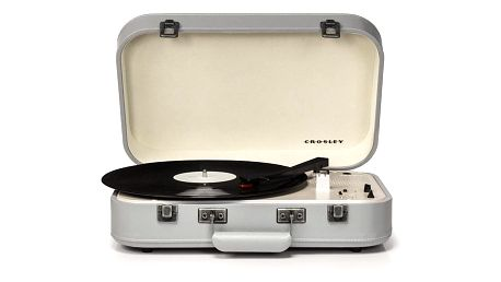 Crosley Coupe Gray