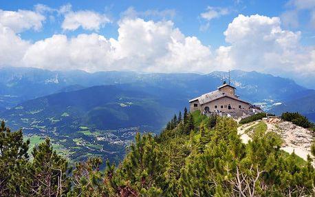 1denní zájezd pro 1 na Orlí hnízdo v Německu