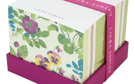 Bloček na poznámky Laura Ashley Parma Violets by Portico Designs, 570listů