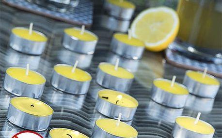 Citronelové Svíčky Adventure Goods 15 kusů