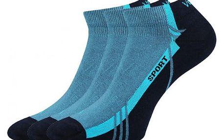 Sportovní ponožky Unisex 3 páry VoXX