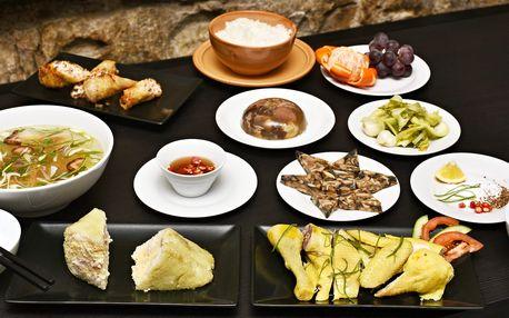 Nový rok jako ve Vietnamu: pestré menu pro 2 os.