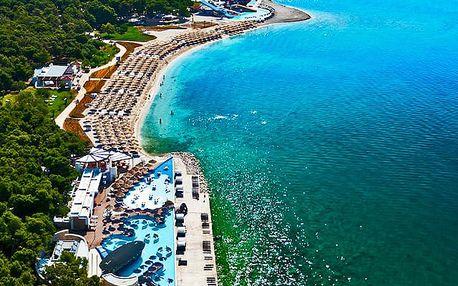 Hotel Amadria Park Jakov****, Exkluzivní resort s akvaparkem u moře nedaleko Šibeniku