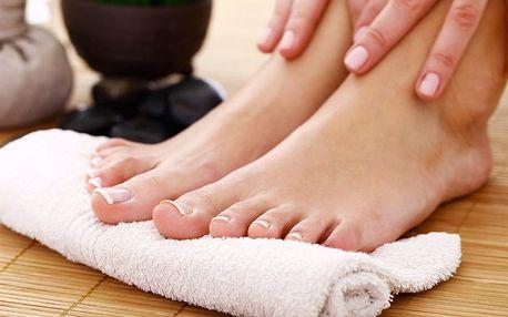 Profesionální pedikúra pro krásné a zdravé nohy