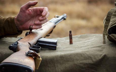 Až 80 výstřelů ze zbraní 2. světové války