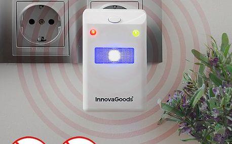 Odpuzovač Hmyzu a Hlodavců s LED InnovaGoods