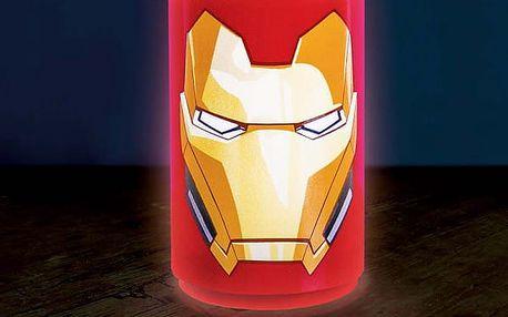 Iron Man hrací lampička
