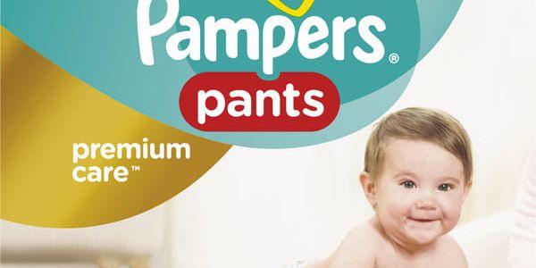PAMPERS Premium Care Pants 3 MIDI 56 ks (6-11 kg) - plenkové kalhotky