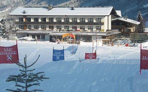 Rakousko - Zillertal Arena na 5 dní, polopenze s dopravou vlastní