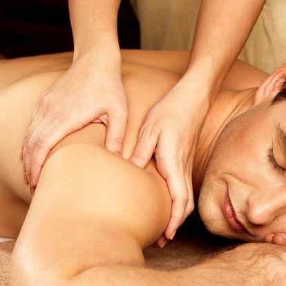 Sportovní/klasická masáž