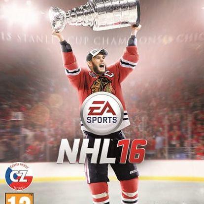 Hra EA Xbox One NHL 16 (EAX354511)