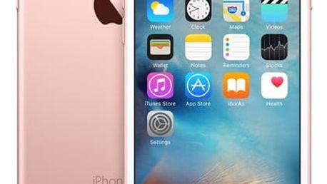 Mobilní telefon Apple iPhone 6s 32GB - Rose Gold + dárek (MN122CN/A)