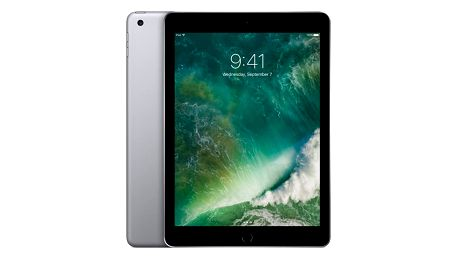 Dotykový tablet Apple iPad (2017) Wi-Fi 32 GB - Space Gray + dárek (MP2F2FD/A)