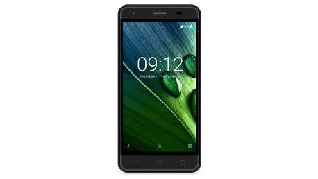 Mobilní telefon Acer Liquid Z6E černý (HM.HWHEE.001)