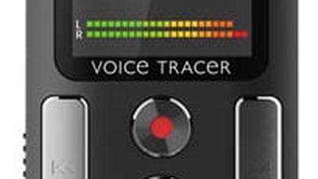 Diktafon Philips DVT2510 černý + dárek