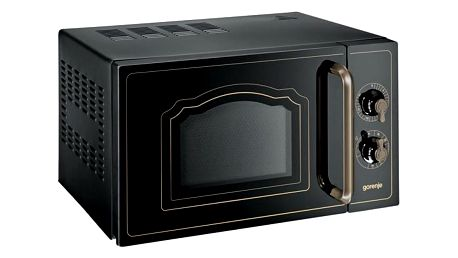 Mikrovlnná trouba Gorenje MO 4250 CLB černá