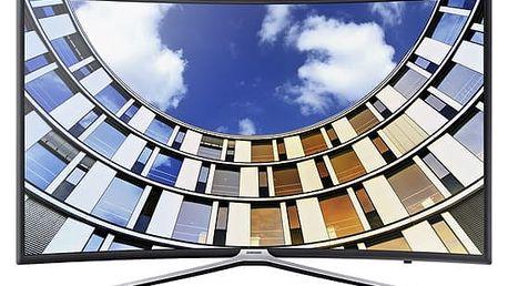 Televize Samsung UE49M6372 titanium