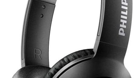Sluchátka Philips SHB3075BK černá (SHB3075BK/00)