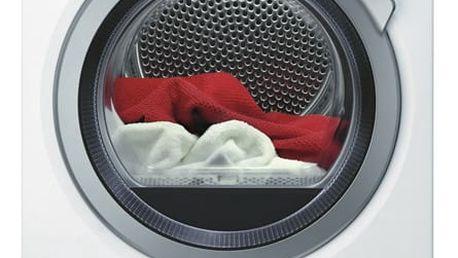 Sušička prádla AEG AbsoluteCare® T8DBE48SC bílá