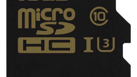Paměťová karta Kingston MicroSDHC 16GB UHS-I U3 (90R/45W) černá (SDCG/16GBSP)